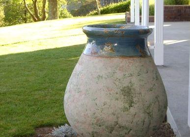 Flower pots - JARRE BIOT - POTERIE LE CHENE VERT - ANDUZE
