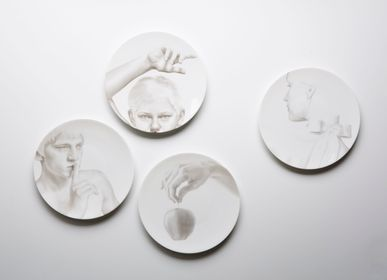 Ceramic - White collection - TH MANUFACTURE