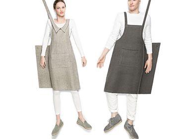 Homewear - Robe, pas de collier et tabliers décrites - FORMUNIFORM