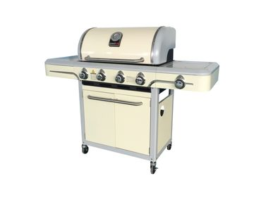 Barbecue - BARBECUE RÉTRO GRAND-HALL - BARBECUE GARDEN SHED (BGS.CD)