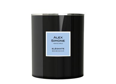 Bougies - Bougie Parfumée 200g - 7.05 oz - ALEX SIMONE PARFUMS