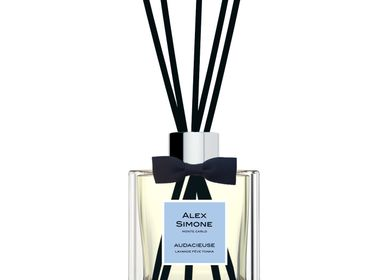 Home fragrances - Scent Reed Diffuser 250ml - 8.45 fl Oz - ALEX SIMONE PARFUMS