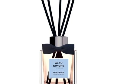Home fragrances - Scent Reed Diffuser 100ml - 8.45 fl Oz - ALEX SIMONE PARFUMS