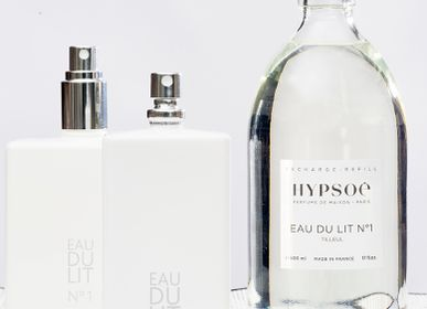Linge de lit - LES EAUX DU LIT - HYPSOÉ - LUXURY FRAGRANCES MADE IN PARIS