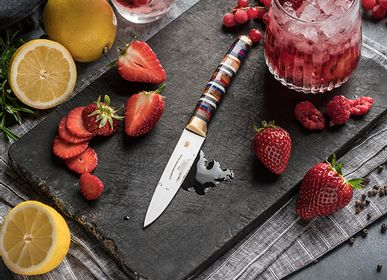 Knives - THE PARING KNIFE - FLORENTINE KITCHEN KNIVES