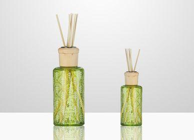 Home fragrances - Customized Stick diffusers  - LES BOUGISTES