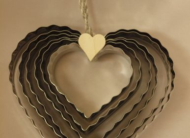Kitchen utensils - Cookie hearts - VALERIA PRODUKTEN