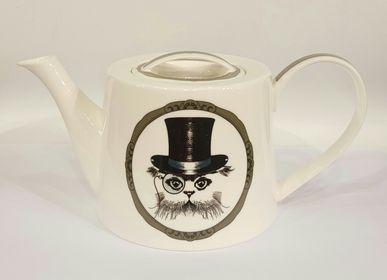 Tea and coffee accessories - teapot Aristocat - TEAPOTS, MUGS & ART