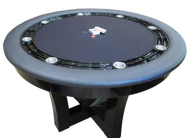 Objets personnalisables - Eight Person Poker Table - GEOFFREY PARKER