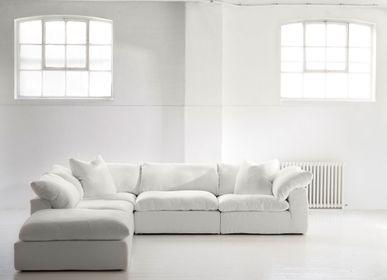 sofas - Truman Sectional Sofa - ANDREW MARTIN INTL LTD