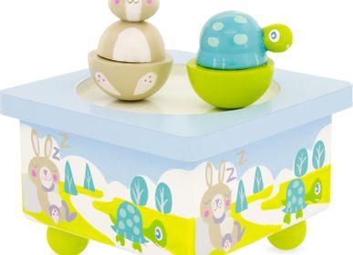 Children's bedrooms - MUSIC BOX: RABBIT - ULYSSE COULEURS D'ENFANCE