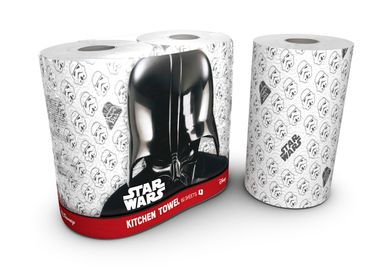 Meals - Kitchen Towels Star Wars - World Cart