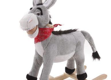 Toys - New Classic Toys - Rocking Donkey - NEW CLASSIC TOYS