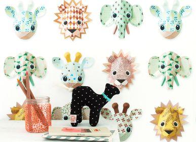 Wallpaper - Wild animals wallpaper sweet - STUDIO DITTE