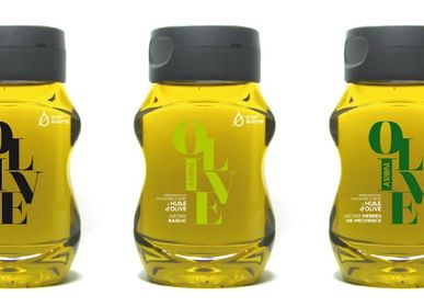 Oils and vinegars - Flacon Stop'Goutte Huile d'Olive ou Vinaigre Balsamique - SMA DIFFUSION A'ROM