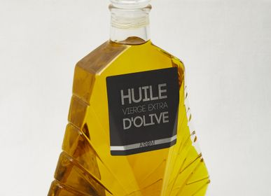 Delicatessen - CARAFE d'HUILE d'OLIVE Vierge Extra - SMA DIFFUSION A'ROM