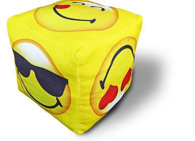 Cushions - Smiley Cube - T&F