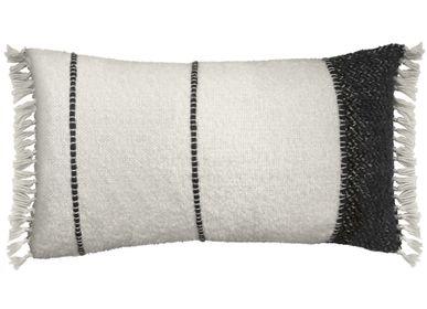Cushions - Berber offwhite cushion - MALAGOON
