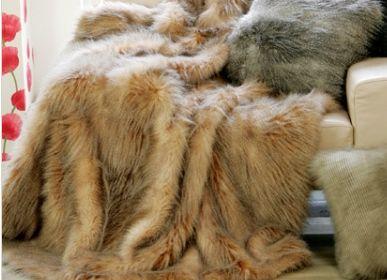 Plaids - plaid Mongoose - JASON FUR COLLECTION