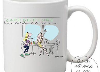 Gift - Café de Flore  - SNOB