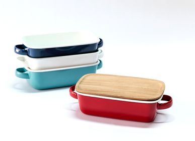 Frying pans - Ovenware Rectangle with handle - CHABATREE