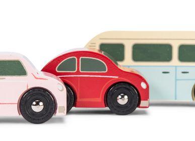Toys - Retro Metro Car Set - LE TOY VAN