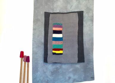 Décoration murale -  Tie&die - MP CREATIONS