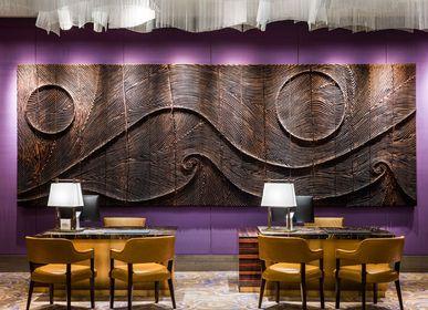 Boiserie - Hotel St Regis Macau - ETIENNE MOYAT