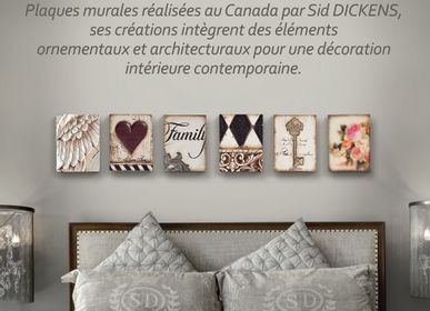 Wall decoration - MEMORY BLOCKS - SID DICKENS INC.