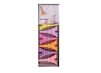 Confiserie - Cavalier Gustave Eiffel multicolore - BELLE DE SUCRE