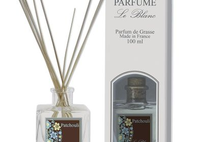 Scent diffusers - 100 ML REED DIFFUSER PATCHOULI LE BLANC - LE BLANC