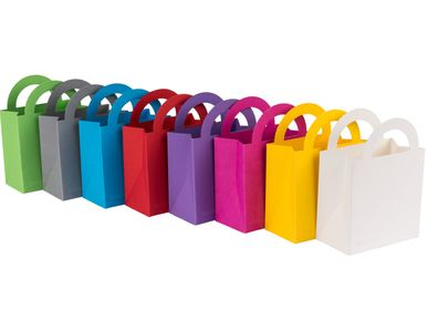 Papeterie - Buntbox Colour Bags - petits sacs en carton - BUNTBOX