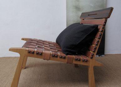 """Armchairs - Armchair """"Saban'Na"""" - WILLIAM AMADIEU DESIGNER"""