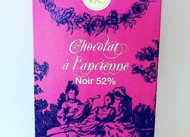 Chocolate - Chocolate bar  - Vdc Vie de Châteaux  - VIE DE CHÂTEAUX
