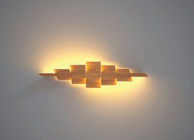 Design objects -  _DECCG wall lamp - HENRI BURSZTYN