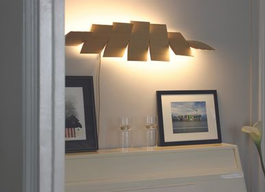Wall lamps - Wall lamp _DECCG - HENRI BURSZTYN