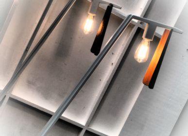 """Floor lamps - Floor Lamp """"Edgar"""" - WILLIAM AMADIEU DESIGNER"""