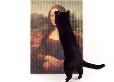 Objets de décoration - Copycat Art Scratcher - LORD LOU