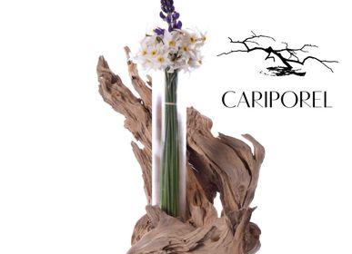 Accessoires à fixer - Support floral - CARIPOREL MOBILIER & DÉCO