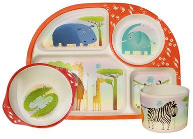 Gift design - BIMBAMBOO KIDS DINING SET - ECOFFEE CUP