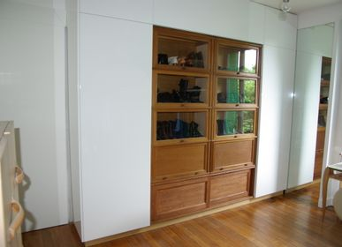 Walk-in closets - Custom dressings - ATELIER HERSAN