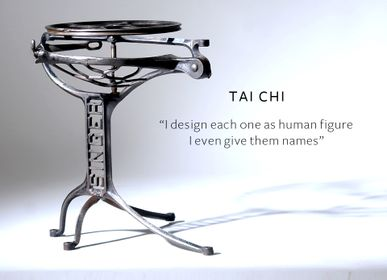 Coffee tables - Tai Chi Dancer - BARRAK NAAMANI