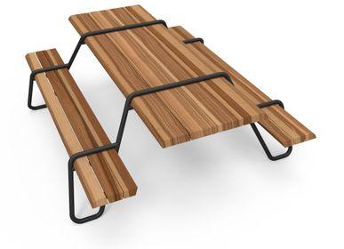 Bancs - Clip-board picnic 220 - LONC
