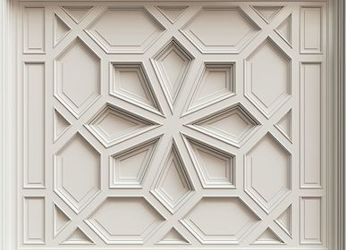 Moldings - Classic Ceiling Design PL-C4 - DECORIGHT COLLECTION