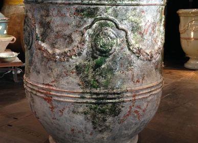 Flower pots - BUGADIER ANDUZE - POTERIE LE CHENE VERT - ANDUZE