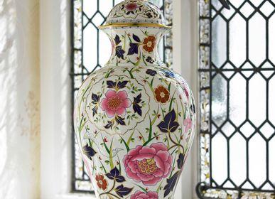 Céramique - Heritage Garden Vase Broadway - CHAMBERLAIN & CO