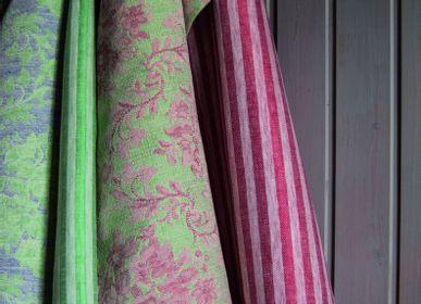 Serviettes de bain - Serviettes de bain «Oberlausitzer Leinen», produites par HOFFMANN LEINENWEBEREI  - HOFFMANN LEINENWEBEREI SEIT 1905
