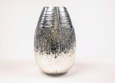 Art glass - Stripes Vase - AKCAM