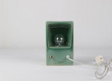 Ceramic - One mold ceramic lamp  - PIET HEIN EEK