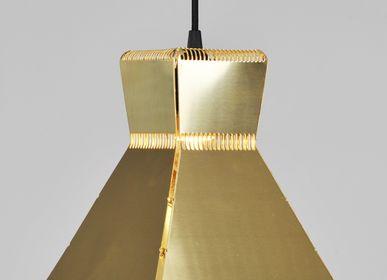 Hanging lights - Hand Folded lamp series  - PIET HEIN EEK